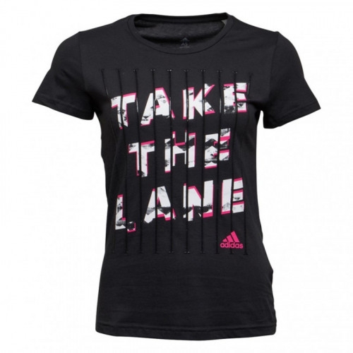 Tee-shirt Take The Lane Black