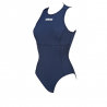 Maillot femme Waterpolo Solid Navy