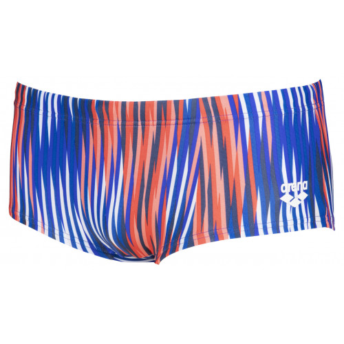 Maillot de bain homme - Speed Stripes Navy Multi Red