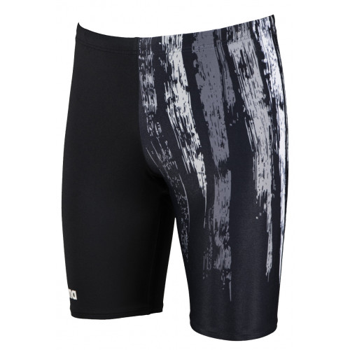 Maillot Homme Team Painted Stripes Jammer Black Multi Grey