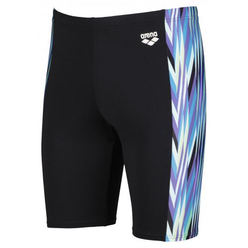 Maillot Homme Speed Stripes Jammer Black Multi Green