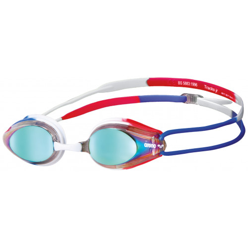 Lunettes Junior - Tracks - Gold Blue Red