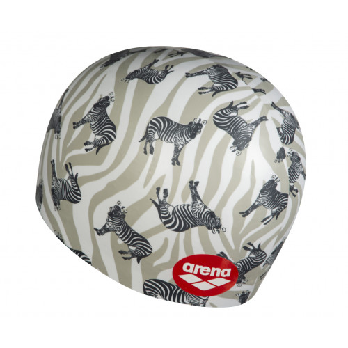 Bonnet Poolish Moulded Crazy Zebra