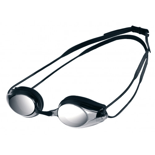 Lunettes - TRACKS MIRROR Black Smoke Silver