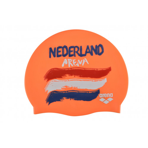Bonnet ARENA FLAGS SILICONE Nederland