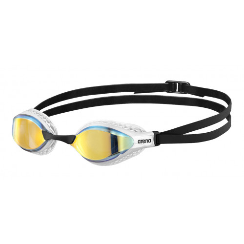 Lunettes AIR-SPEED MIRROR Yellow copper White