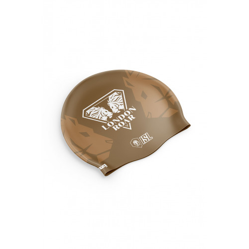 Bonnet Swimzi Official London Roar Swim Cap Gold