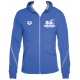 Sweat Zippé Hooded Royal Sète Natation