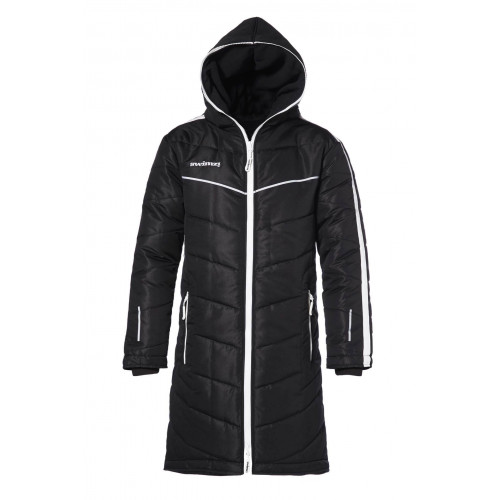Parka by Swimzi Junior Black White