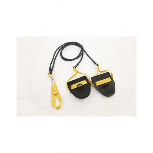 Strechcordz Resistance Yellow Force 2
