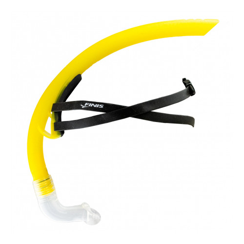 Tuba frontal - Stability snorkel Speed Yellow