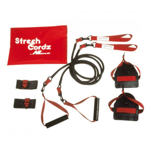 Strech Cordz Modular Set Red